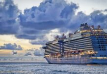 Can I use a cellphone on a cruise ship?